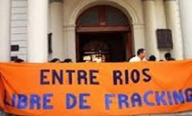 Concepcin del Uruguay libre de fracking.